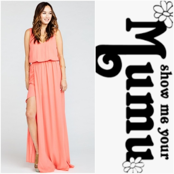 Show Me Your MuMu Dresses & Skirts - NWT SHOW ME YOUR MUMU KENDAL BESTSELLING DRESS